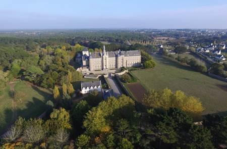 Abbaye Saint-Michel de Kergonan