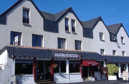 Hôtel restaurant Auberge de Pen Mur