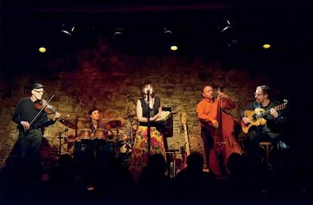 Les Mercredis d'Arradon : soirée latino flamenco & jazz swing