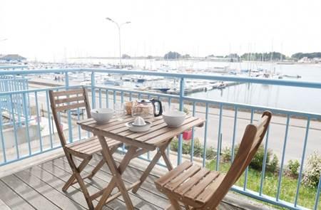 Etel - appartement 2 pièces - 42 m² - vue Ria