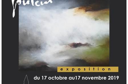 Exposition: Peintures de Dominique Lesort
