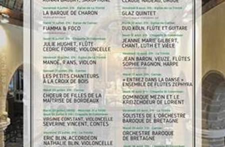 Concert de Mémo Choeur
