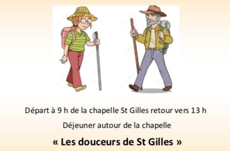 Randonnée racontée de St Gilles au travers de la campagne