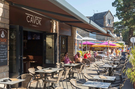 Restaurant Le Cavok
