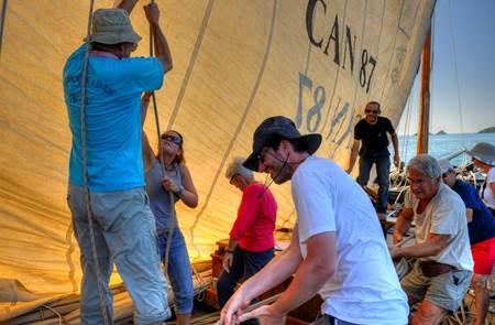 West Avel - Aventures en voiliers traditionnels