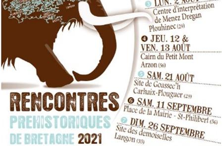 Rencontres Préhistoriques de Bretagne