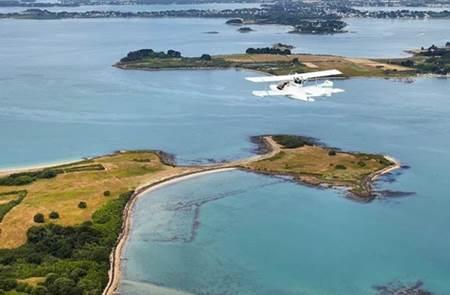 Découverte de l'Ile d'Ilur avec le Parc Naturel Régional