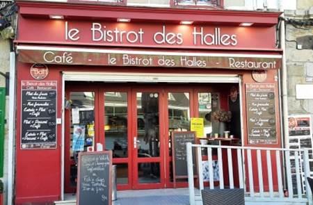 Restaurant Le Bistrot des Halles