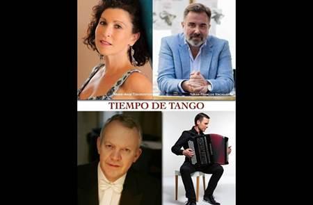 Concert Les Milles Musicaux « Tiempo de Tango »