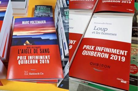 ANNULATION - Fête du Livre à Quiberon