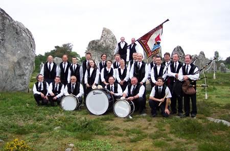 Fête du Bagad Arvorizion Karnag