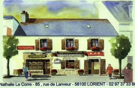 Restaurant Le Corre Trehin