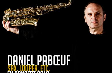 Concert : Daniel Paboeuf