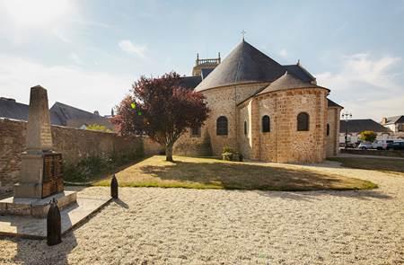 Abbatiale de Saint-Gildas de Rhuys