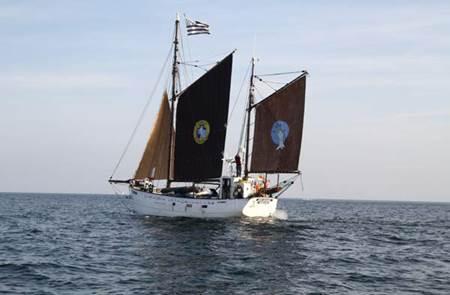 Croisières à bord du Bro Warok