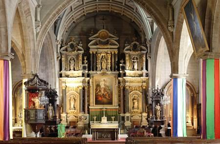 Visite guidée - Les trésors de l'église Saint-Gildas