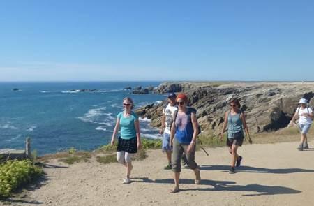 Escapade sur la presqu'île de Quiberon par le Tire-bouchon