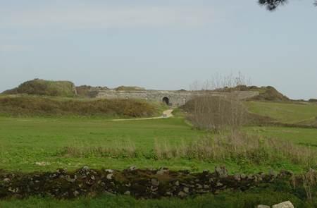 Fort d'Hoëdic et son Environnement